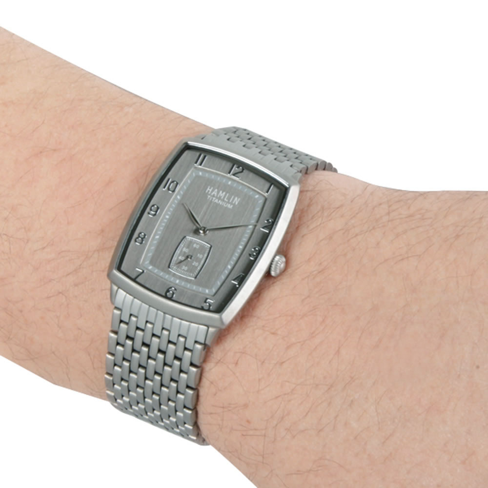 The Ultraslim Titanium Watch4