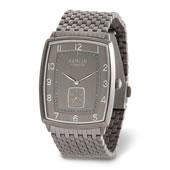 The Ultraslim Titanium Watch.