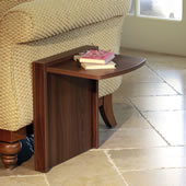 The Foldaway End Table.