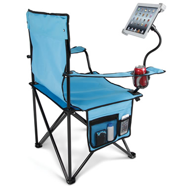 The Tablet Lawn Chair.