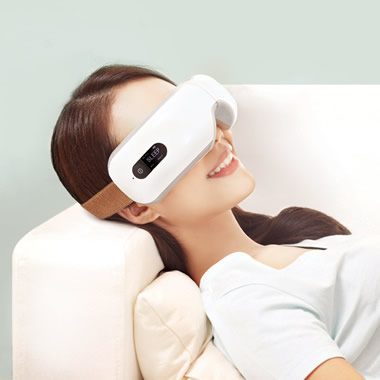 The Traveler's Eye Massager.