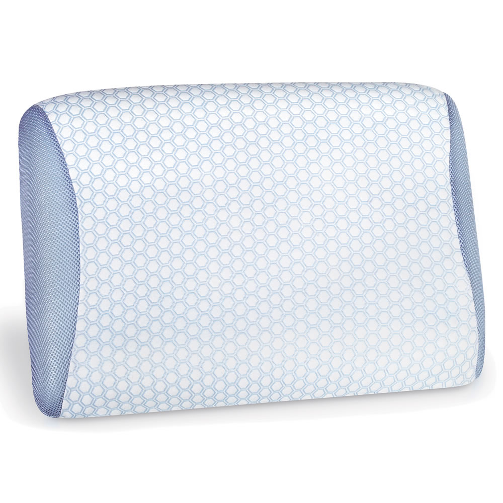The Best Gel Infused Cooling Pillow 1