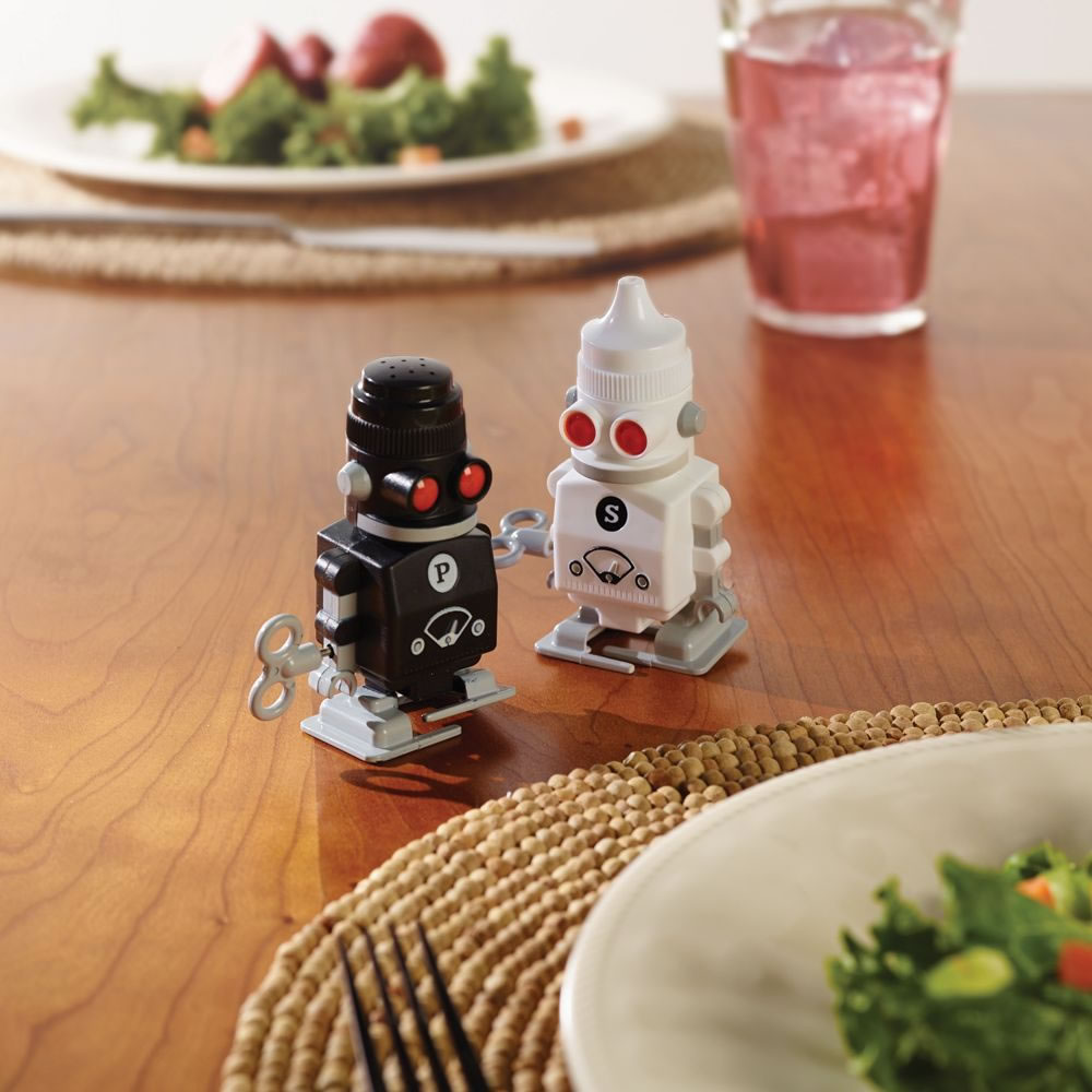 The Salt And Pepper Robots 2
