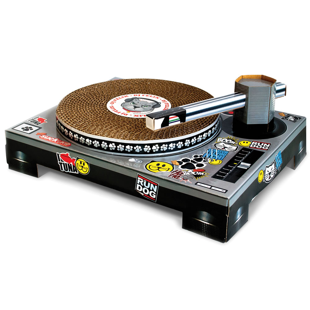The Cool Cat's DJ Scratch Pad2