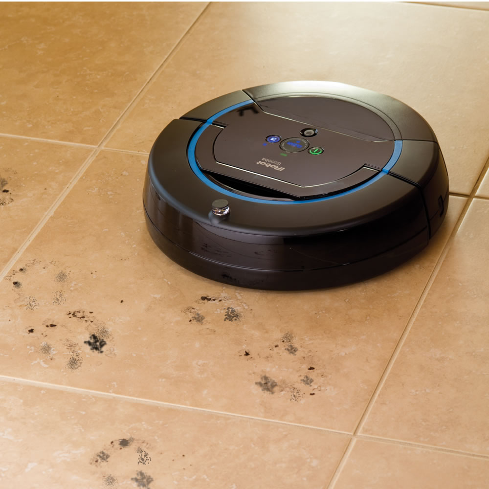 The Robotic Floor Washing Scooba 450 2