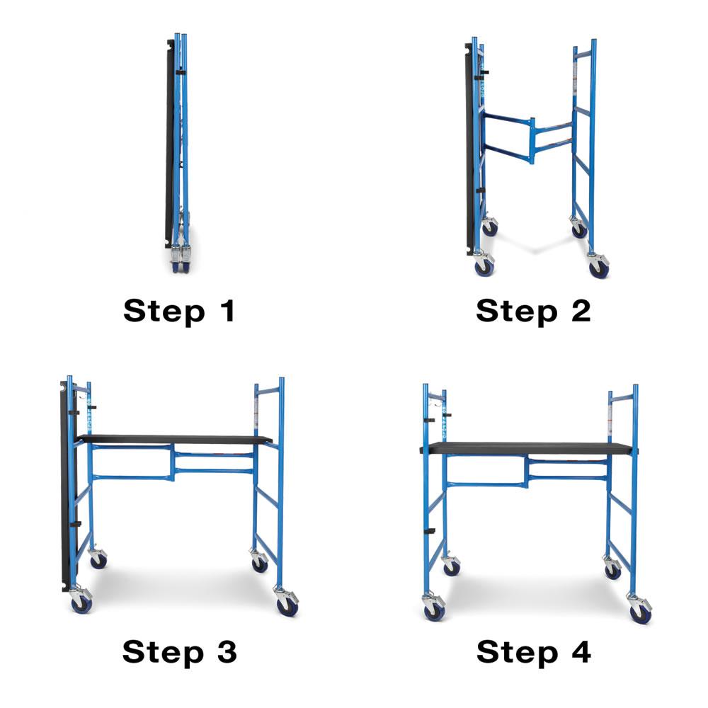 The Foldaway Scaffolding 5