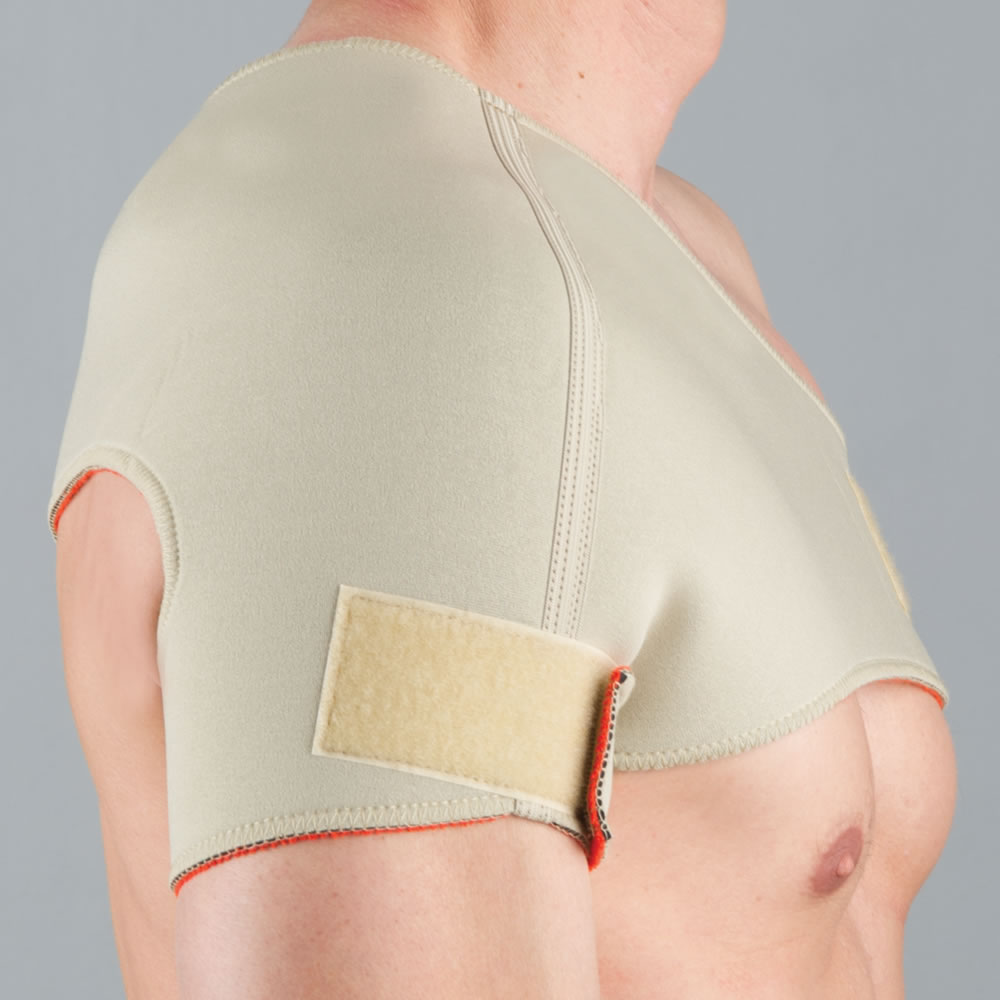 The Shoulder Pain Relieving Compression Wrap2