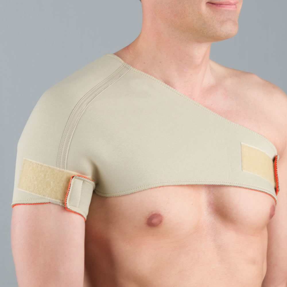 The Shoulder Pain Relieving Compression Wrap1
