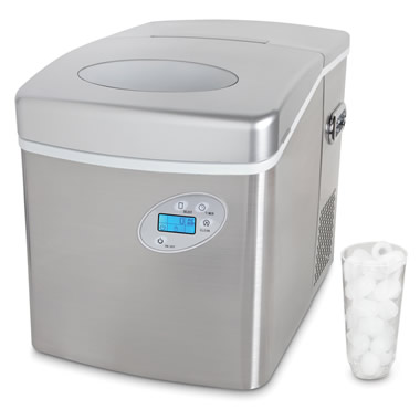 The Superior Tabletop Ice Maker.