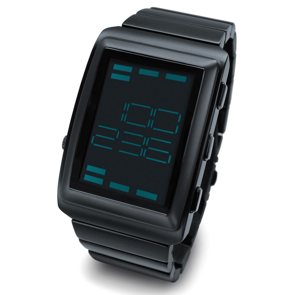 The Graphic Equalizer Watch 1
