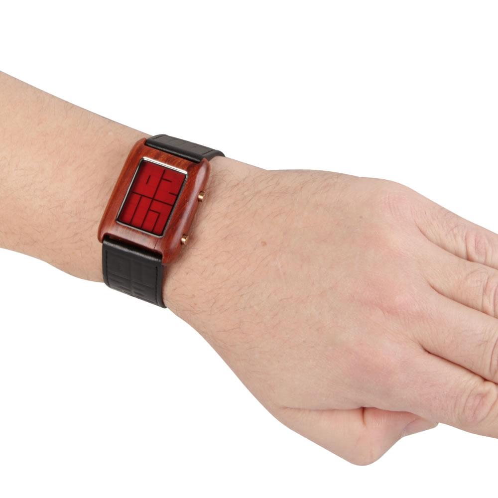 The Negative Space Watch 2