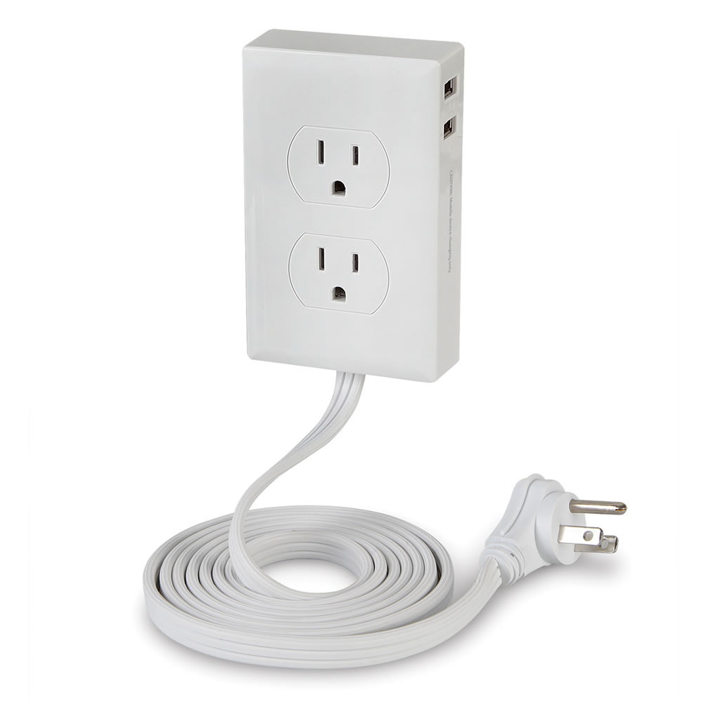 The Wall Mounted Outlet Extender 2