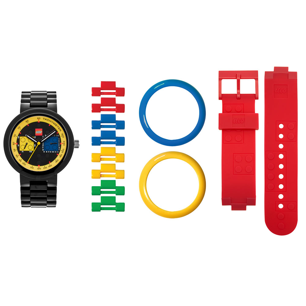 The Customizable LEGO Timepiece 6
