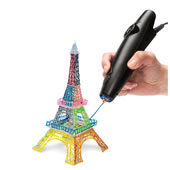 The World's First 3D Printing Pen.
