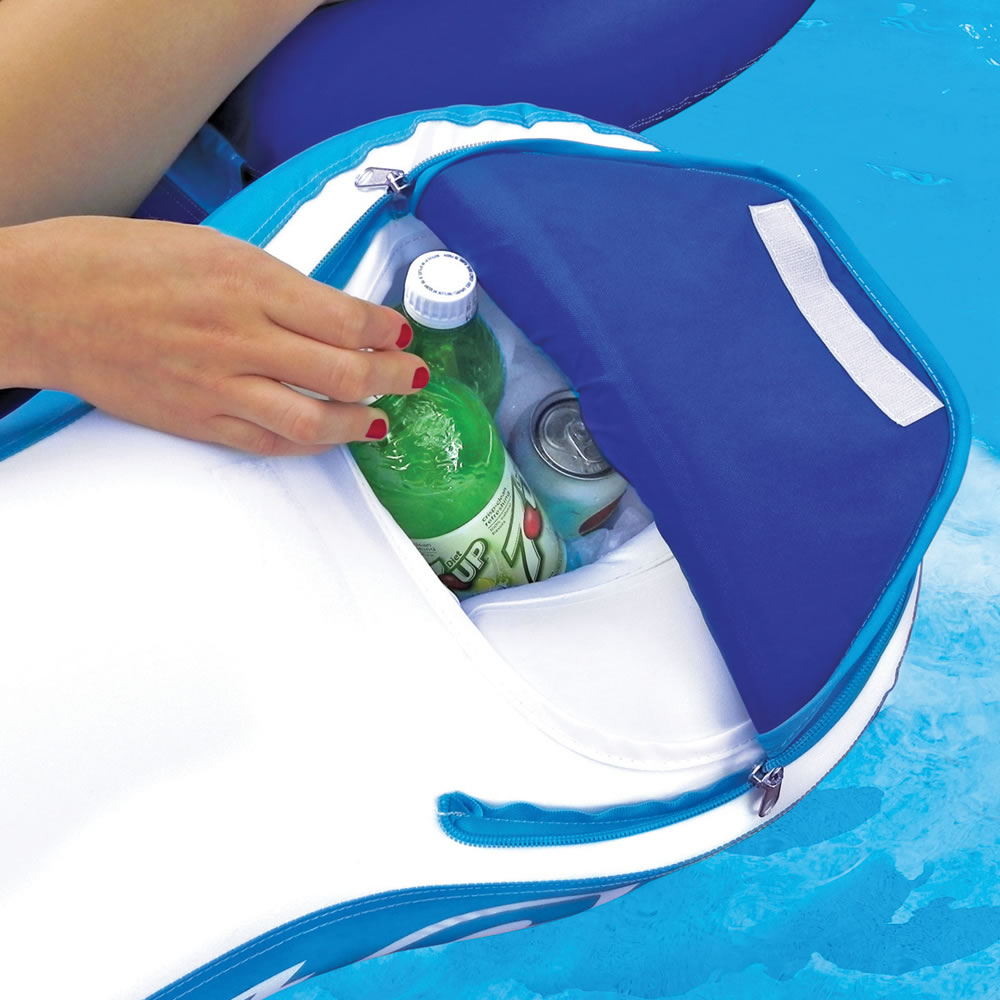 The Drink Cooling Pool Lounger 2