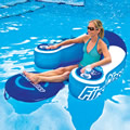 The Drink Cooling Pool Lounger.