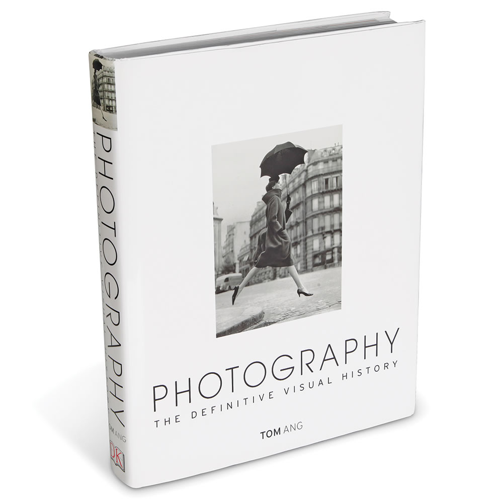 Visual Photography: The Definitive Visual History Of Photography