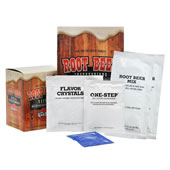 Root Beer Refill Kit.