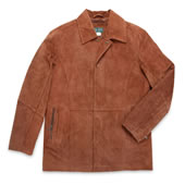 The Washable Suede Jacket.