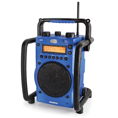 The Rugged All Weather Radio.