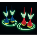 The Glow in the Dark Lawn Darts.