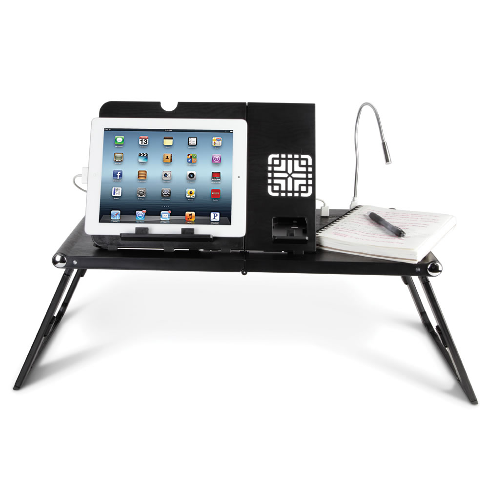 The Only iPad Back Up Battery Lap Desk 3