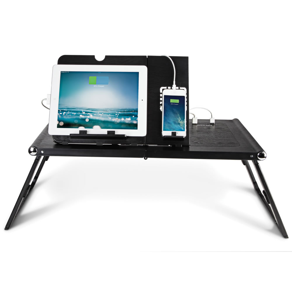 The Only iPad Back Up Battery Lap Desk 1