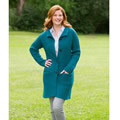The Lady's Genuine Irish Wool Duster.