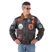 The Authentic Top Gun Jacket.
