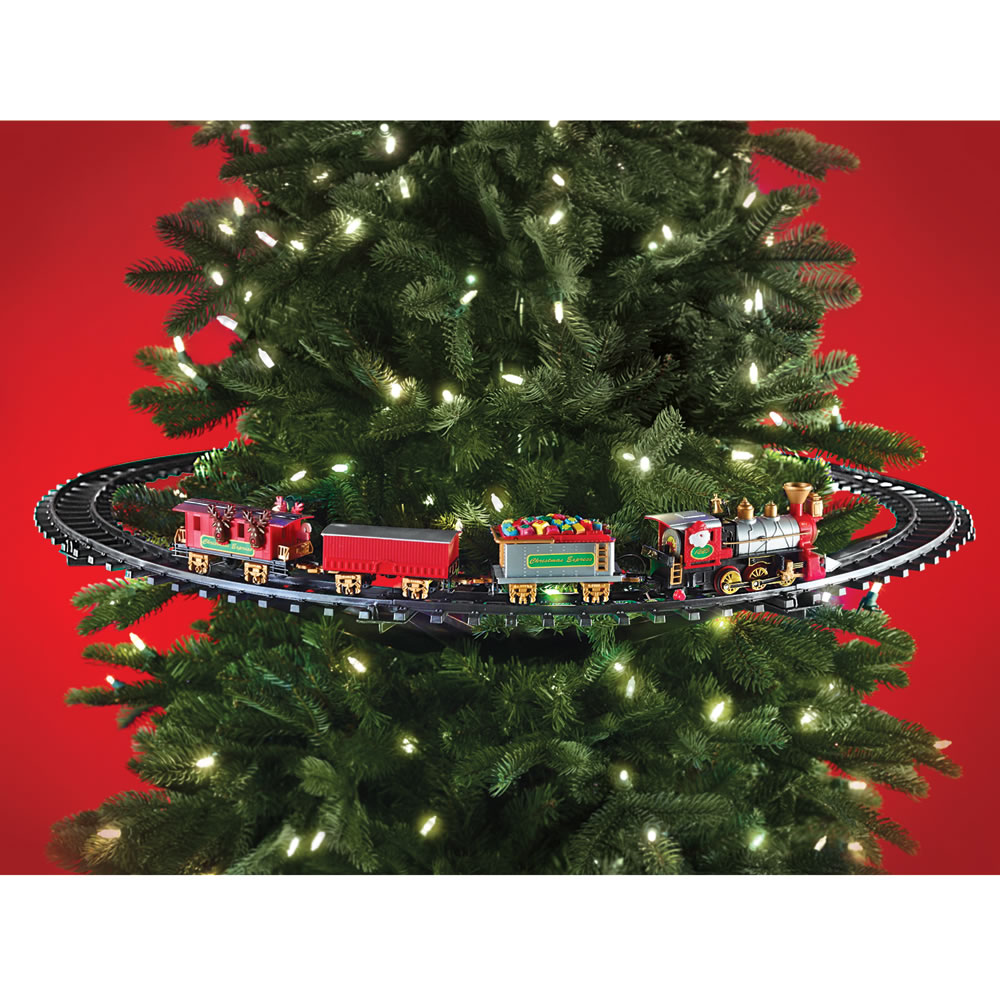 The In-Tree Christmas Train 1