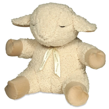 The Award Winning Infant's Sleep Sound Lamb.