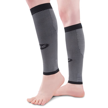 The Traveler's Circulation Improving Calf Sleeves.