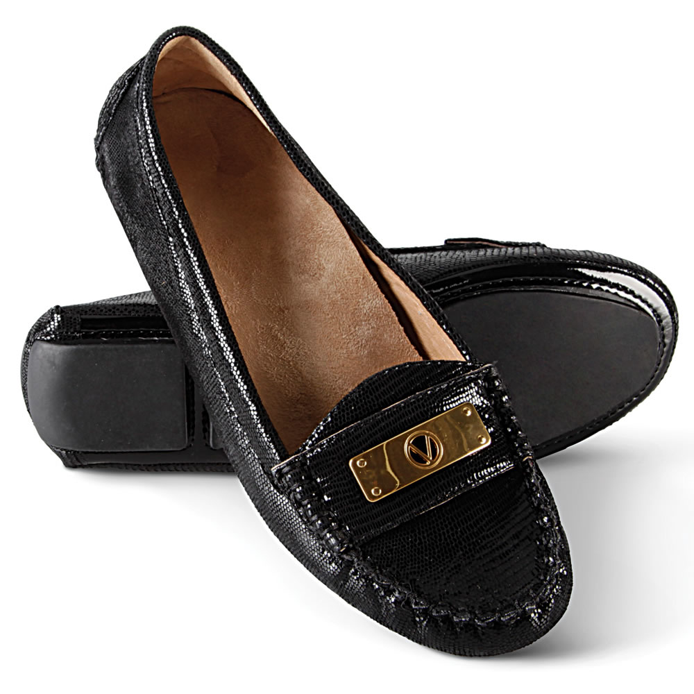The Lady's Plantar Fasciitis Driving Moccasins 2