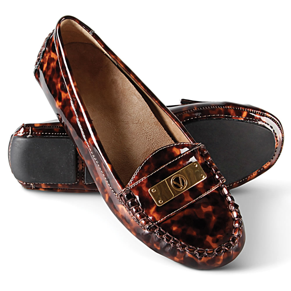 The Lady's Plantar Fasciitis Driving Moccasins1