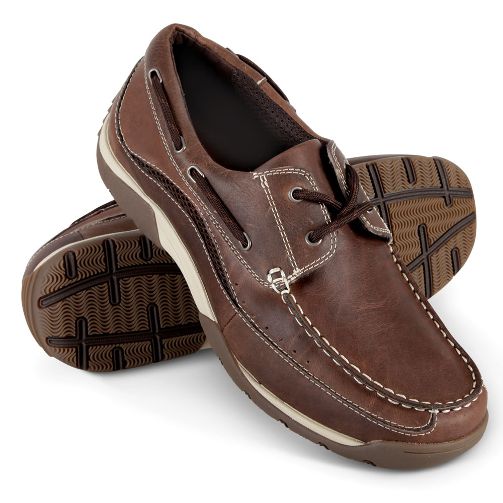The Gentleman's Plantar Fasciitis Loafers 1