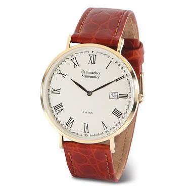 The World's Thinnest Calendar Watch.