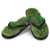The Fescue Flip Flops.