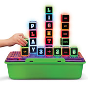 The Award Winning Illuminated Learning Blocks.