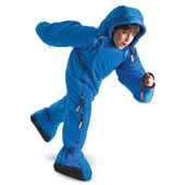 The Wearable Sleeping Bag.