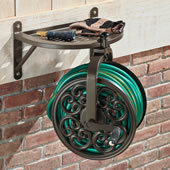 The 180 Pivoting Hose Reel.