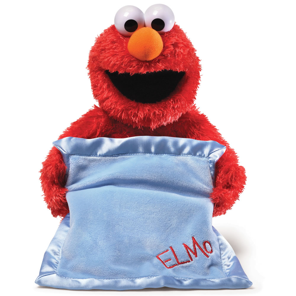 The Peek-A-Boo Elmo 3