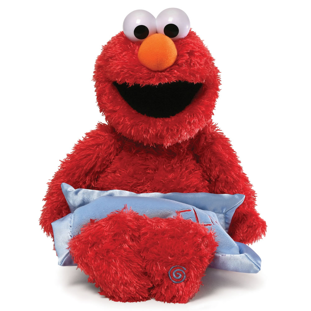 The Peek-A-Boo Elmo 1