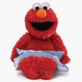 The Peek-A-Boo Elmo.