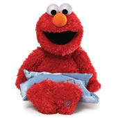 The Peek-A-Boo Elmo.