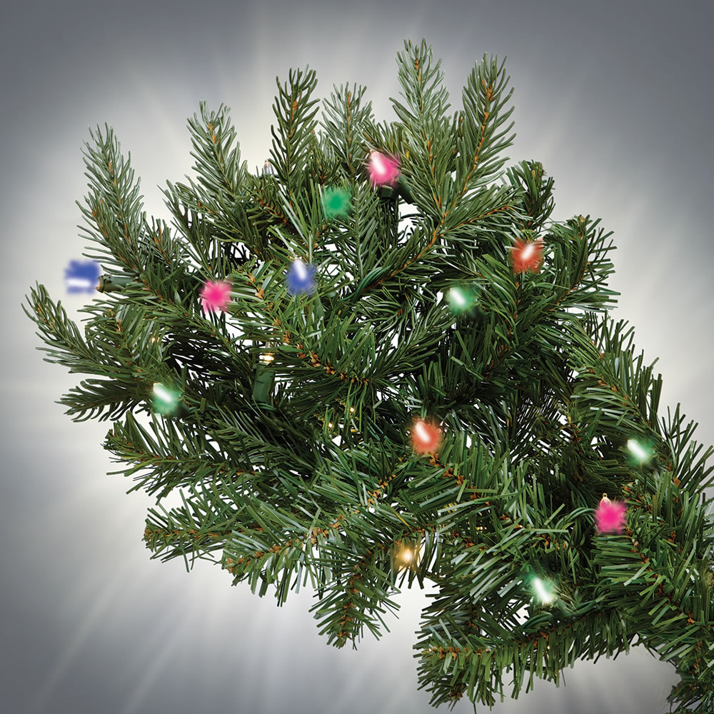 The World's Best Dual Lit Concolor Fir (6 5' Full)4