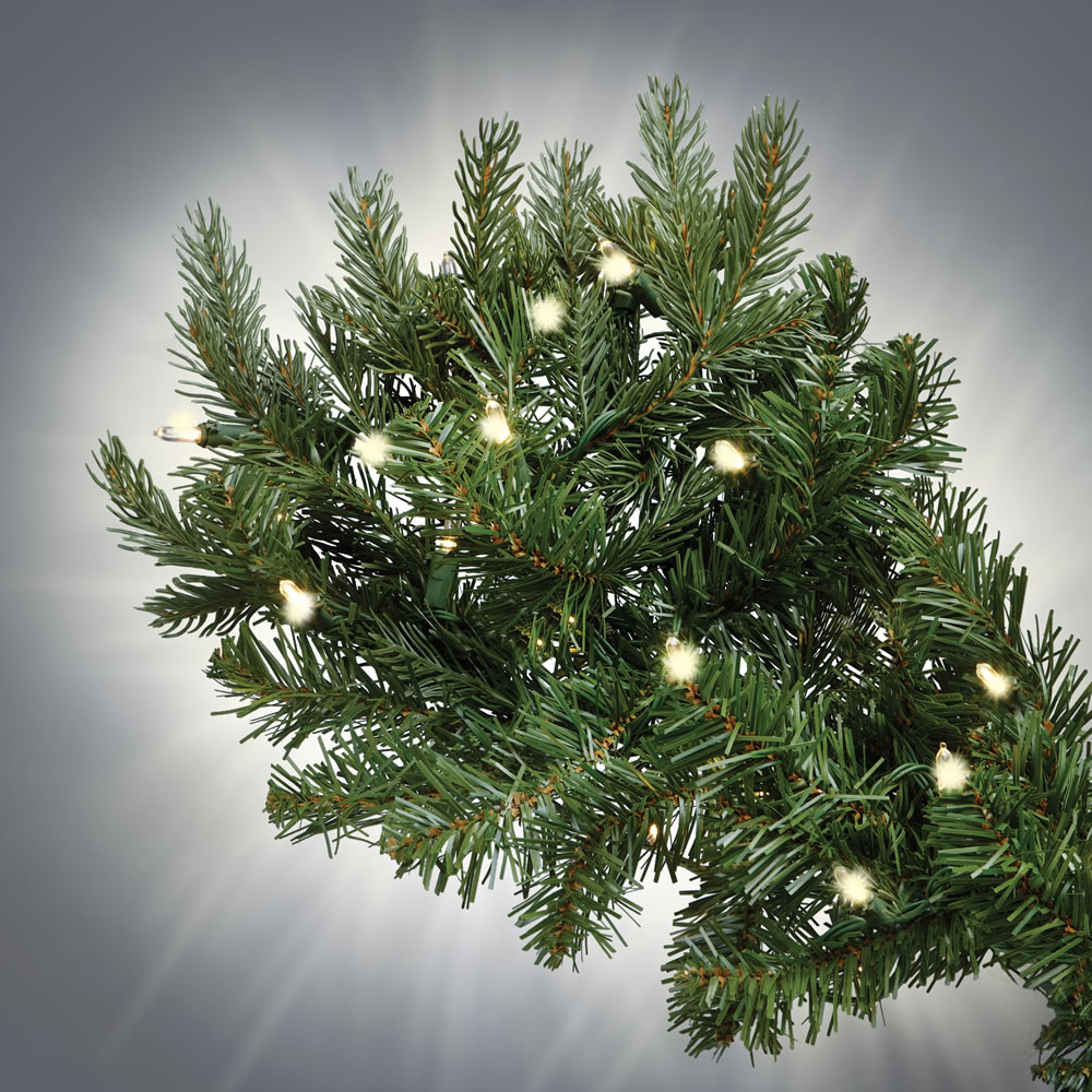 The World's Best Dual Lit Concolor Fir (7 5' Full) 2