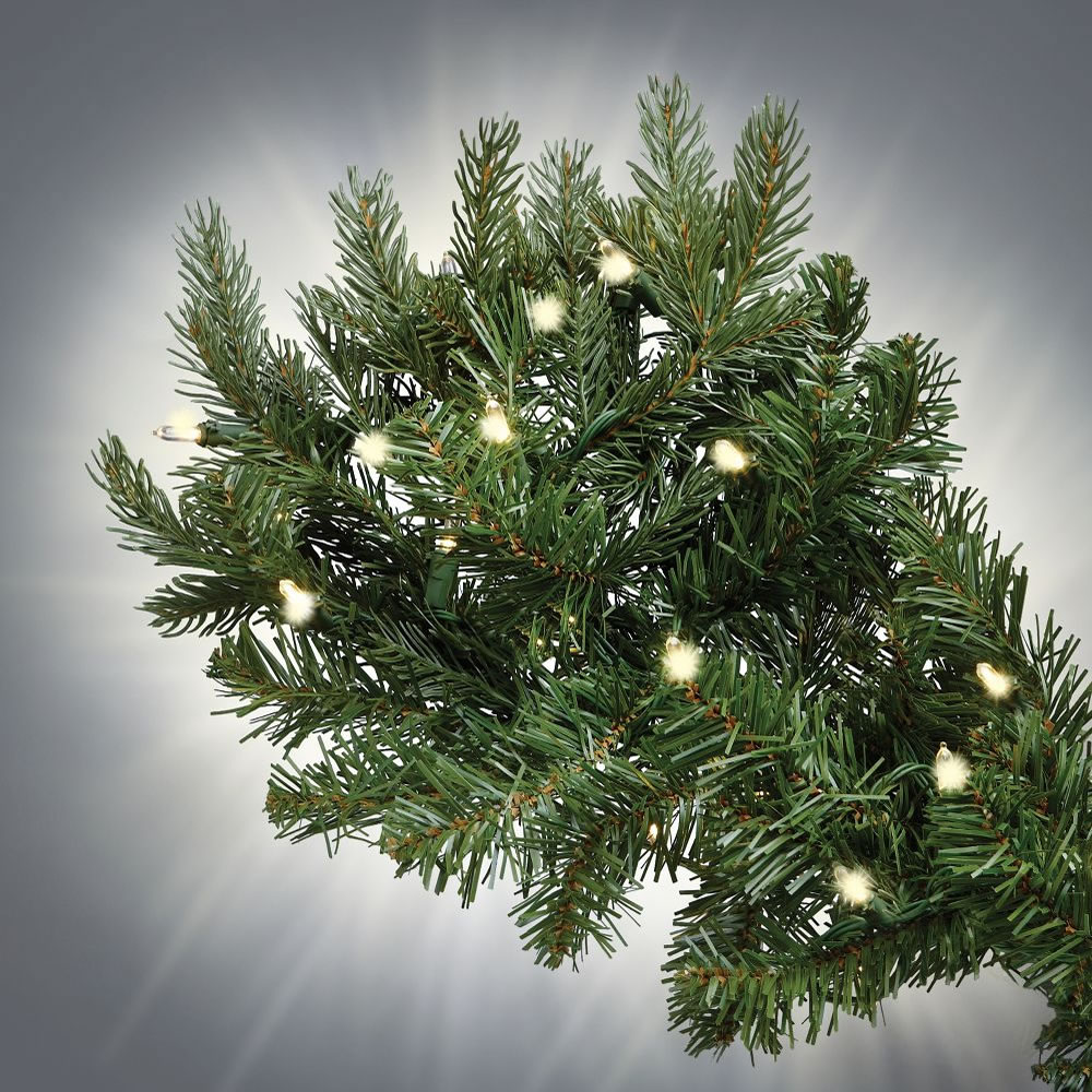 The World's Best Dual Lit Concolor Fir (8 5' Slim) 2
