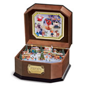 The Rudolph Music Box.