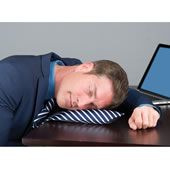 The Driven Executive's Nap Tie.