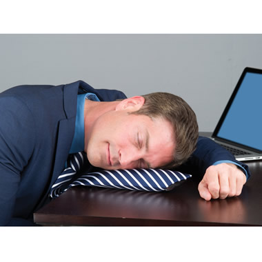 The Driven Executive's Nap Tie